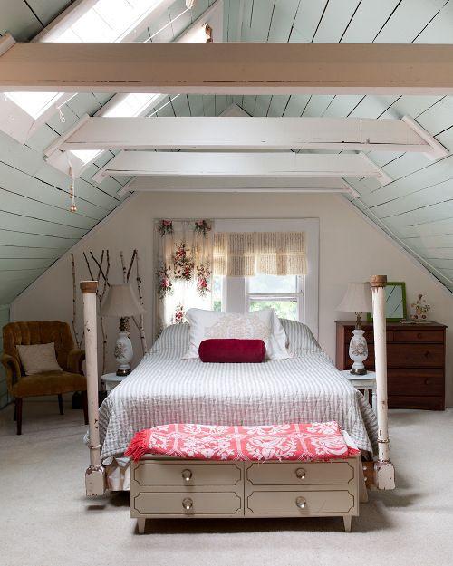 Las vigas encima de la cama no son recomendables seg n el - Feng shui cama ...