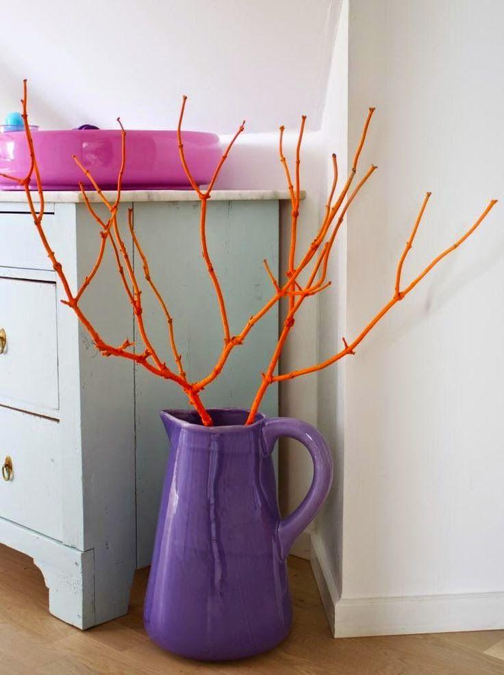 La Petite Anne: Oranžové akcenty i pro ty, co oranžovou neradi...