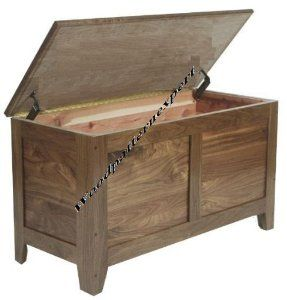 CLICK: Build Your Own Cedar Storage Chest DIY PLANS HOPE BLANKET TOY BOX STORAGE PATTERNS; So Easy, Beginners Look Like Experts; PDF Downloa...