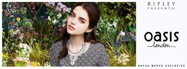 Lanzamiento #OasisLondon en Ripley Estila Estilo - Un blog de moda y belleza para mujeres