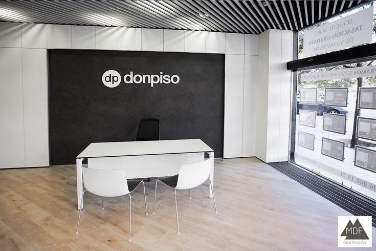 Reforma oficina Don Piso en Valencia