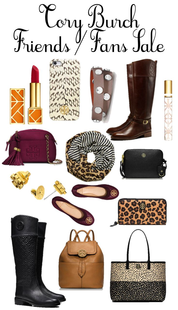 Tory Burch Friends and Fans Sale