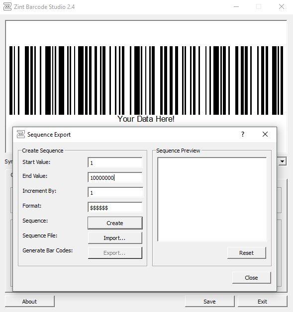 Barcode Generator Software Barcode Generator Create Barcode Barcode