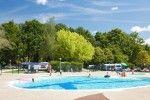 Camping Lac d'Orient - indoor and oudoor swimming pool Champagne-Ardenne, omgeving Parijs/Disneyland bij Troyes Richtprijs 2015: 55,-
