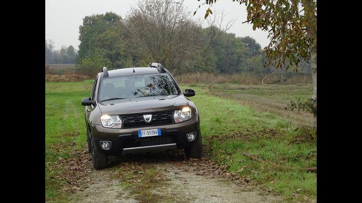 TEST DRIVE Dacia Duster  1.6 115 CV GPL