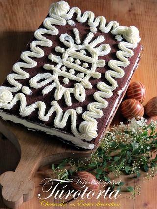 Túrótorta / Cheesecake