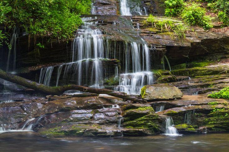 4 breathtaking hidden waterfalls near pigeon in 2020