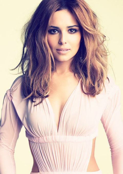 Hair, colour, make up. Love Cheryl Cole in this pic.
