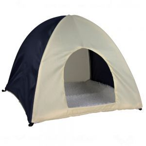 Tält för gnagare