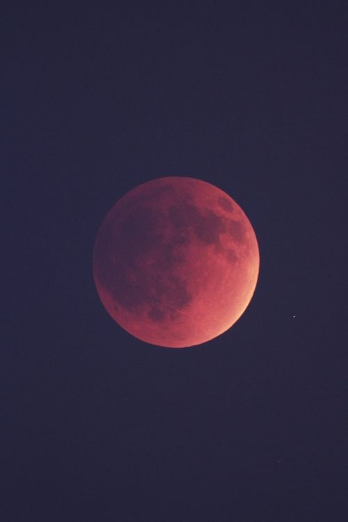 The night the blood moon came out this year is when i fucked up BAD