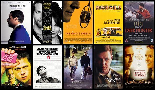 10 Films About Mental Illness