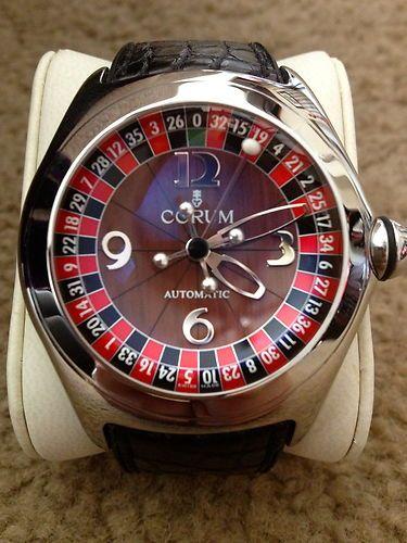 roulette watch