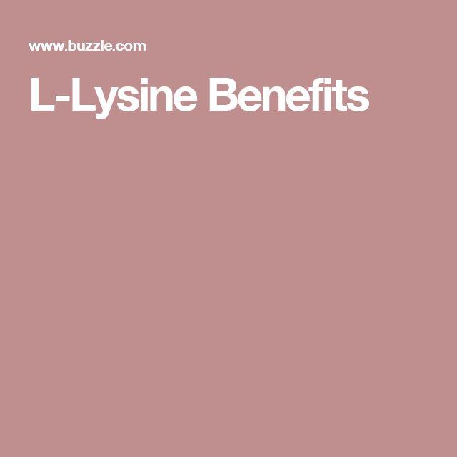 Lysine Benefits - Desain Terbaru Rumah Modern Minimalis