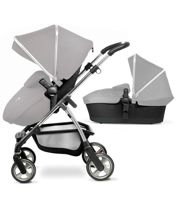 Silver Cross Wayfarer Base Pack – Chrome