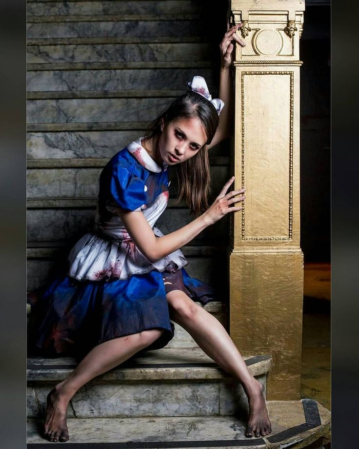 Little Sister #cosplay by Hendo Art from the video game #Bioshock2