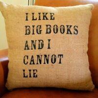 I like big books and I can not lie.