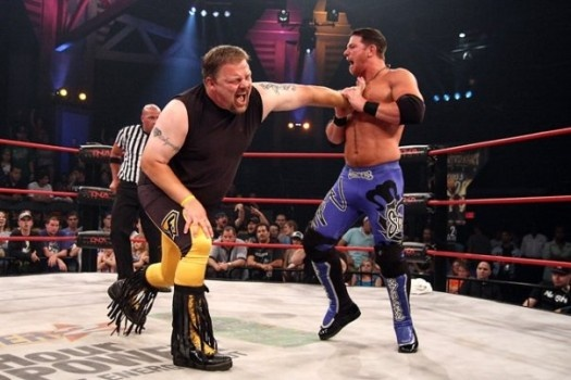 Shane Douglas atac aberant la adresa TNA-ului!