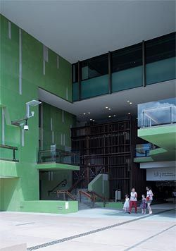 17 best images about donovan hill architecture on for Queensland terrace state library