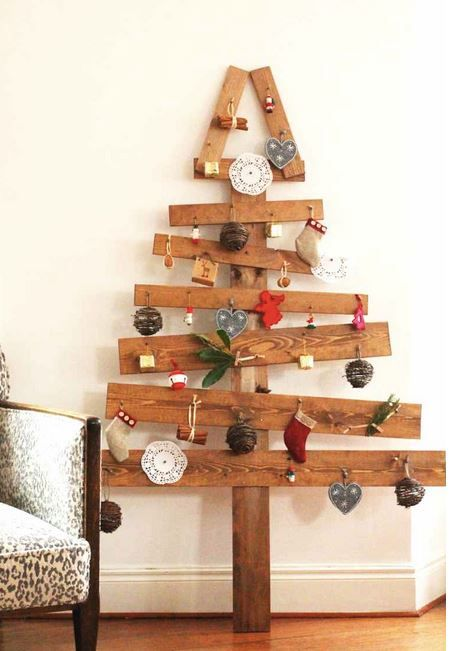 17 best ideas about sapin noel artificiel on pinterest - Sapin de noel original a faire soi meme ...