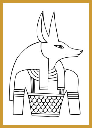 Ancient Egyptian Gods ~ info on gods and how to draw them. Cool!
