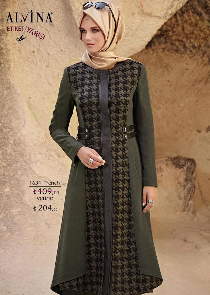 Green elegant