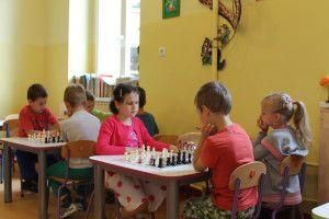 VII Szachowe Mistrzostwa Przedszkola Miejskiego Nr 6, Świdnica, 12.06.2015
