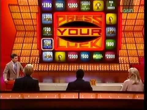 Press Your Luck Episode 169