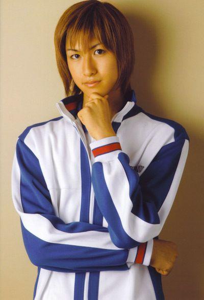 Aiba Hiroki as Fuji Syuusuke