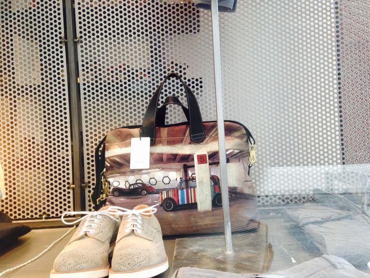 #paulsmith #briefcase