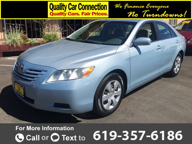 2007 *Toyota*  *Camry* *LE* *5-Spd* *AT*  109k miles Call for Price 109121 miles 619-357-6186 Transmission: Automatic  #Toyota #Camry #used #cars #QualityCarConnection #LaMesa #CA #tapcars