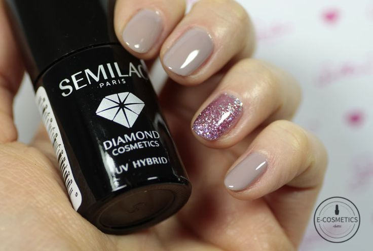 e-Cosmetics: Semilac 140 Little Stone i 109 Miss of the world