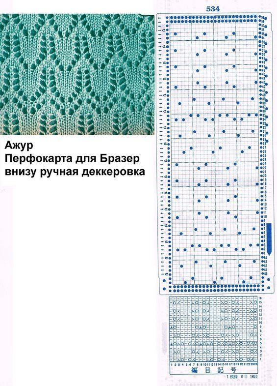 вязание вязание #31