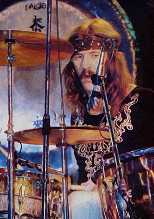 John Bonham | Bloody Led Zeppelin http://www.justleds.co.za