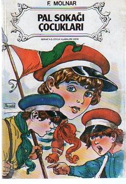 pal sokağı çocukları / the paul Street boys / a pál utcai fiúk - Ferenc Molnár