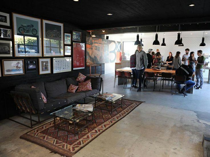 deus ex machina best coffee shops in los angeles los. Black Bedroom Furniture Sets. Home Design Ideas