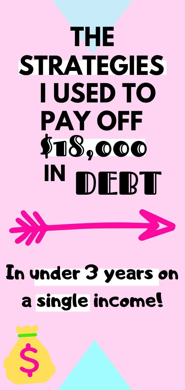 5 Easy Tips To Pay Off Debt On One Income I Ditched 19 000 Debt Payoff Debt Debt Free