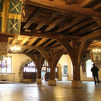 Merchant Adventurers' Hall, York. | The 23 Most Spectacular Places To Get Married In The UK