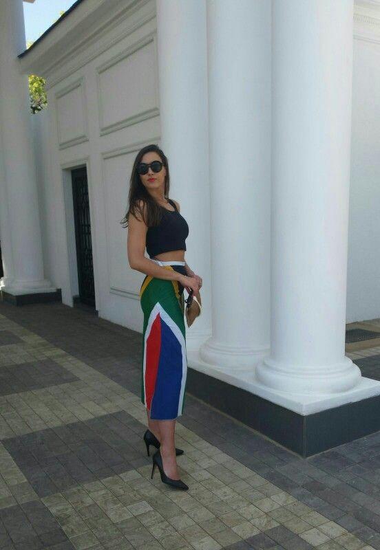 South african skirt www.feliciadebeer.co.za
