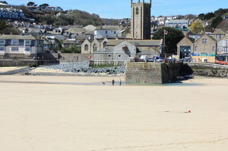Lambeth Walk Beach St Ives Cornwall