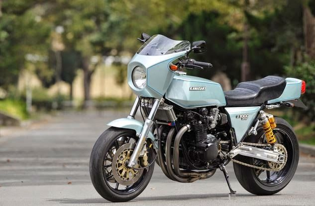 KAWASAKI Z1000 - SANCTUARY - RACING CAFE