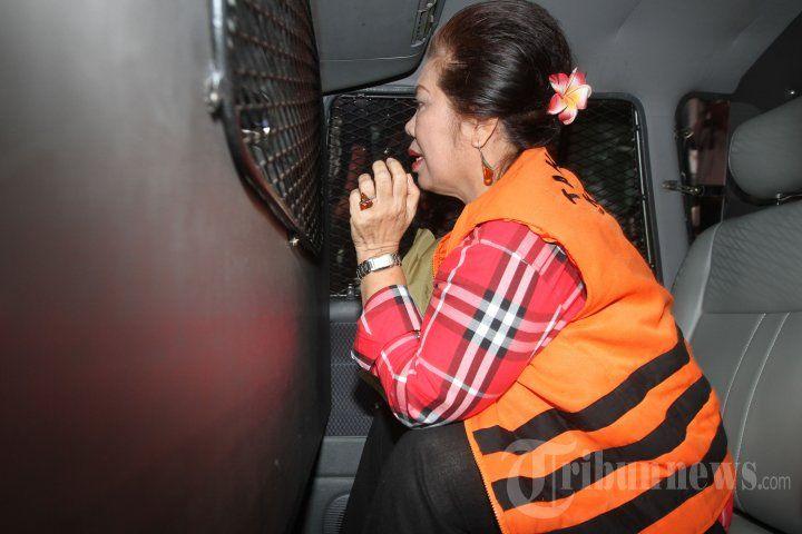 Pasti Serefina Sinaga Diperiksa KPK, Foto 4 - Tribun Images