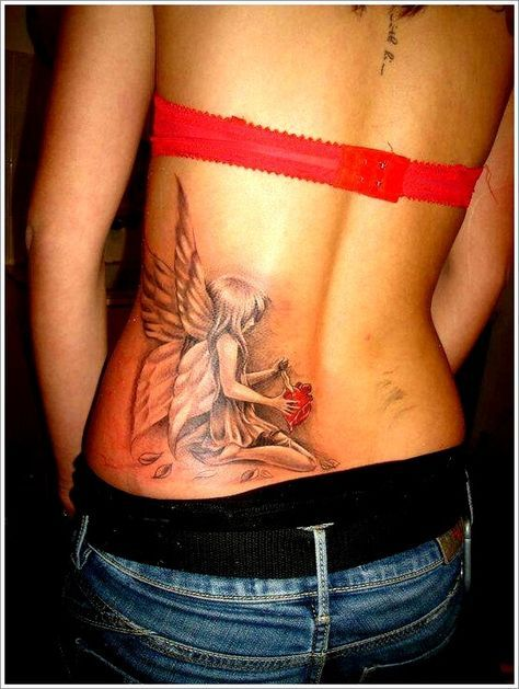 Sexy Fairy Tattoos | 40+ Hot and Sexy Fairy Tattoo Designs for Women and Men