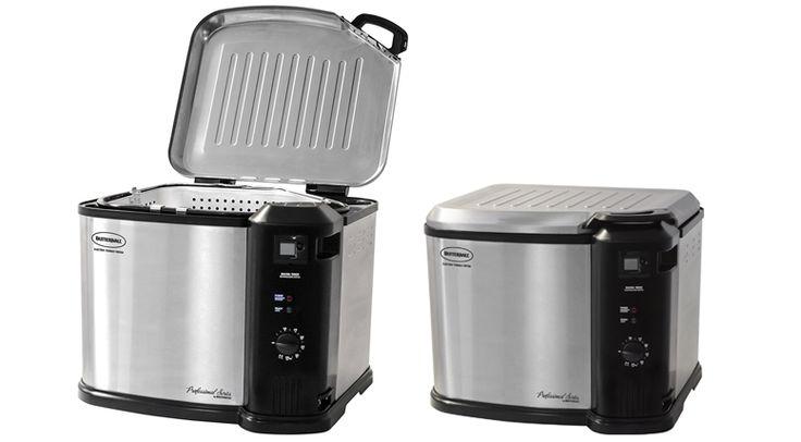 Masterbuilt 23011114 Butterball Indoor Electric Turkey Fryer - XL