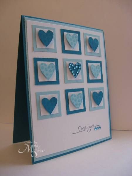 Inchie Love by M_A_N_D_Y - Cards and Paper Crafts at Splitcoaststampers