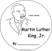 Lots of Martin Luther King, Jr. activities