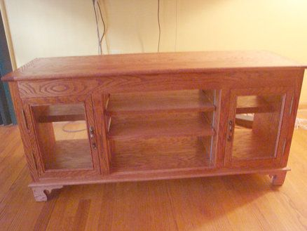 Small Tv Stand Woodworking Plans Woodworking Projects Plans