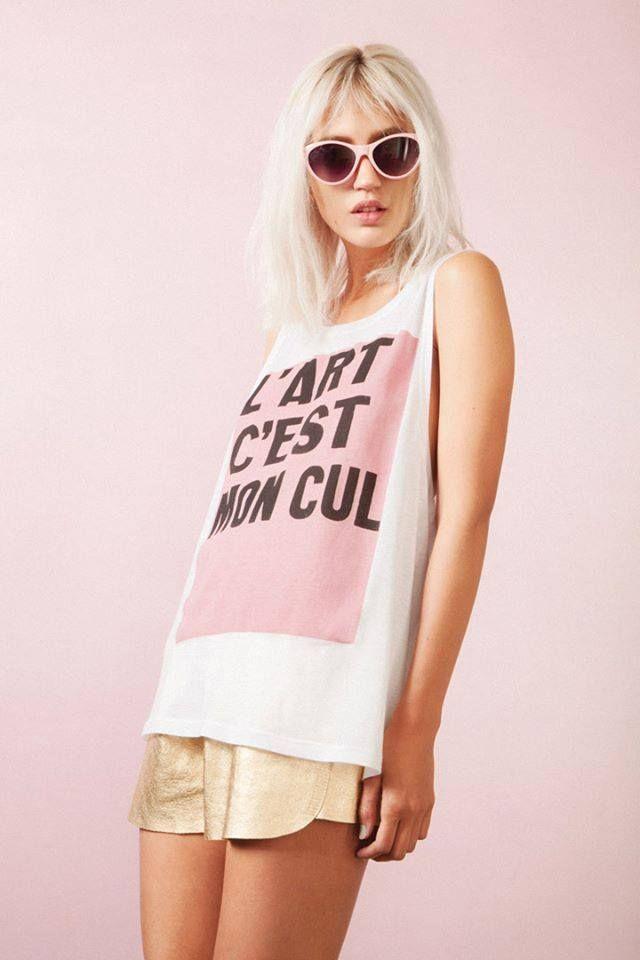 t-shirt#l'artc'estmoncul