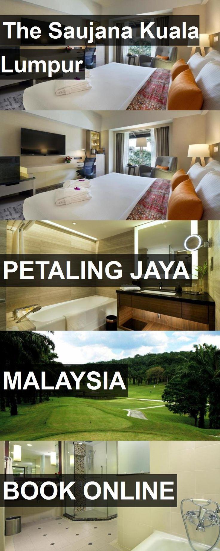 Hotel The Saujana Kuala Lumpur in Petaling Jaya, Malaysia. For more information, photos, reviews and best prices please follow the link. #Malaysia #PetalingJaya #travel #vacation #hotel