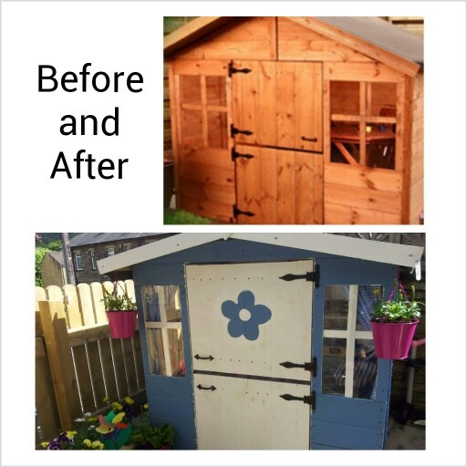 34 best images about wendy house ideas on pinterest for Building a wendy house from pallets