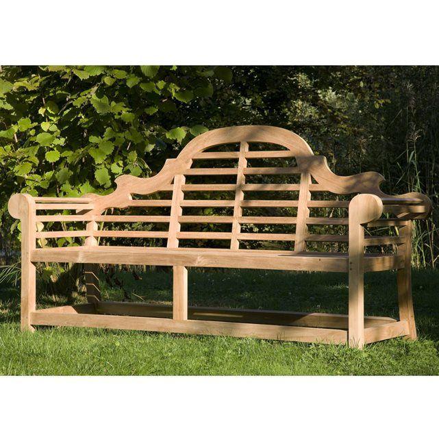 35 best deco jardin bois images on Pinterest | Armchairs, Garden ...